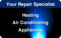 American Appliance is your repair specialist!
