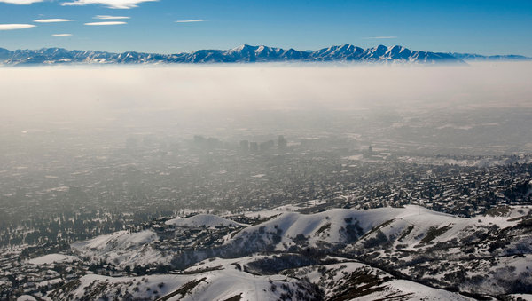 Inversion Conditions in Utah are Worse Than Ever